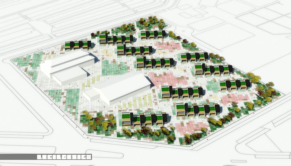 A Danish Co-Housing Proposal