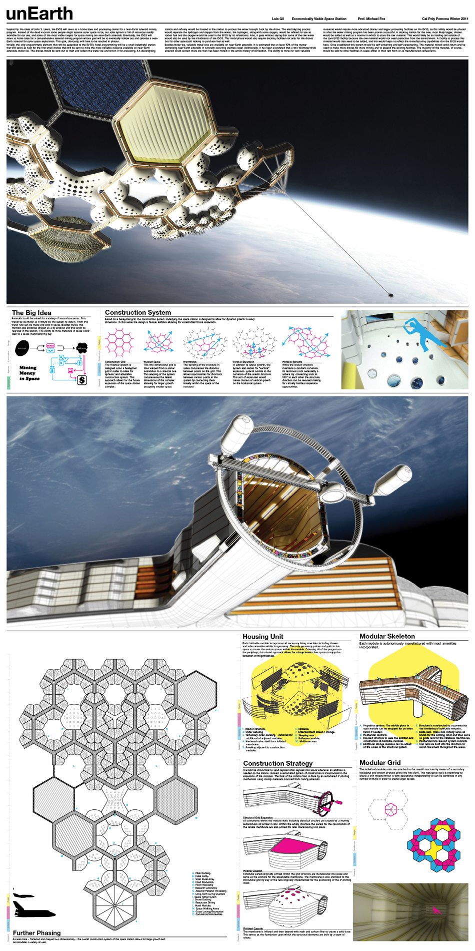 Space Station Design