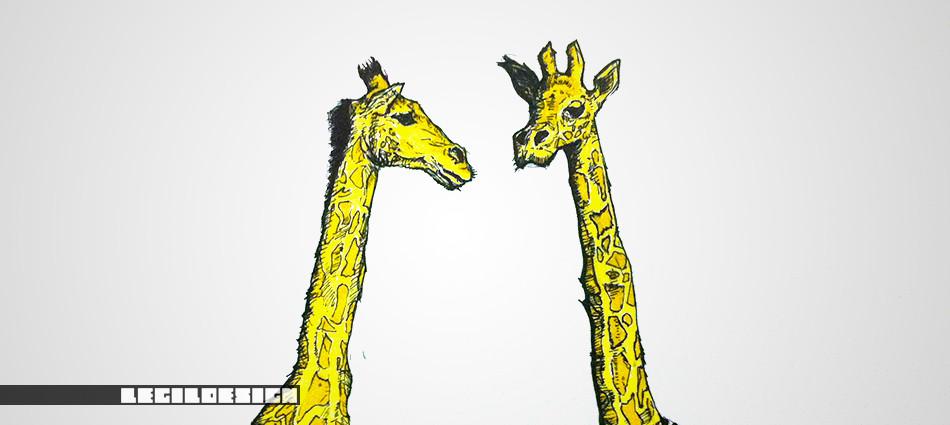Frida's Giraffes
